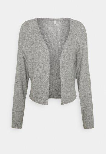 ONLLUNA  - Cardigan - light grey melange