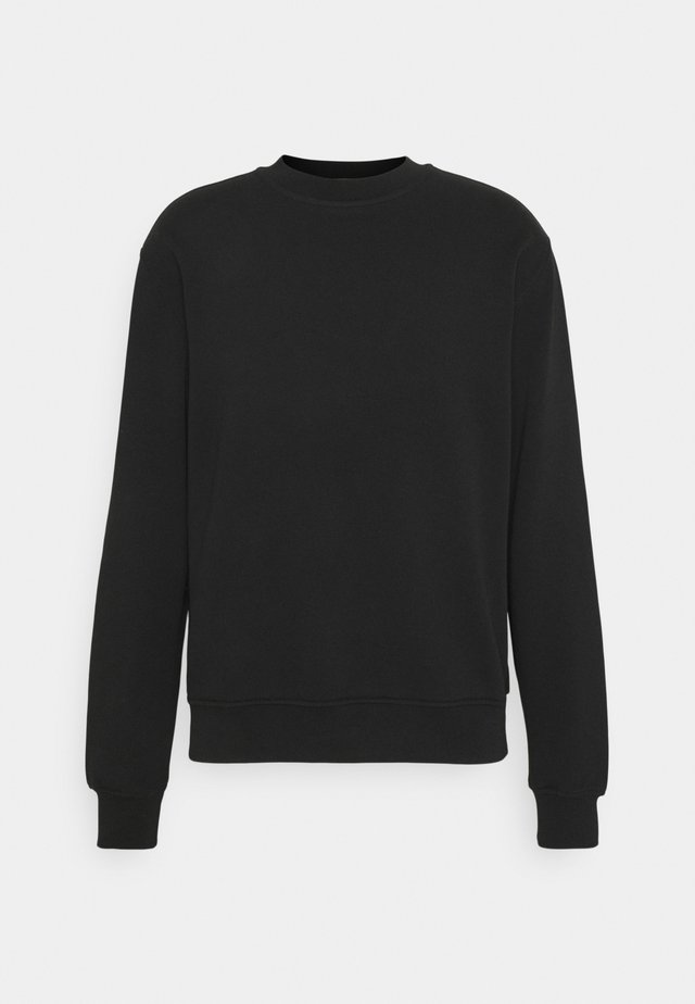 REVERSIBLE - Sweatshirt - black