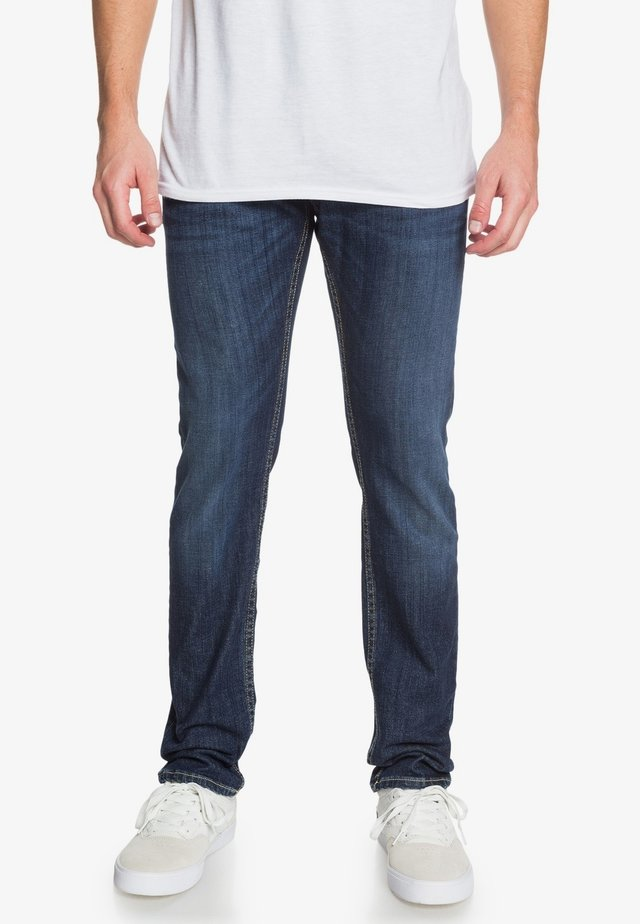 WORKER - Slim fit jeans - blue