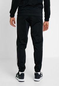 adidas Performance - SET - Tepláková souprava - black/white - 4