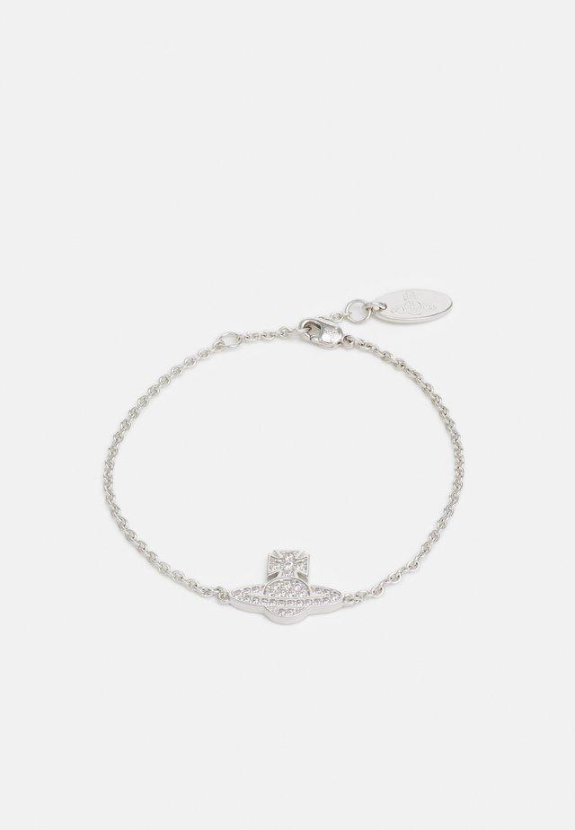 ROMINA PAVE ORB BRACELET - Bracelet - silver-coloured