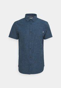 Jack & Jones - JJSIMON POCKET - Shirt - navy blazer - 0