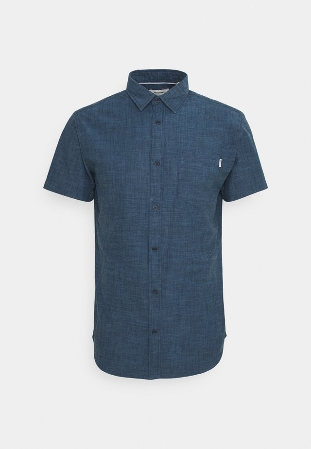 JJSIMON POCKET - Shirt - navy blazer