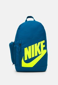 Nike Sportswear - ELEMENTAL UNISEX - Rucksack - green abyss/volt - 0