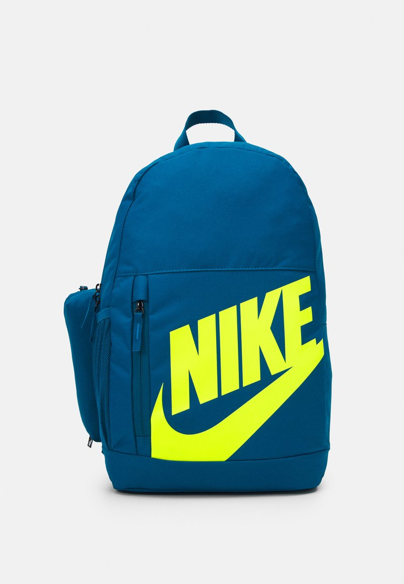 Nike Sportswear - ELEMENTAL UNISEX - Rucksack - green abyss/volt