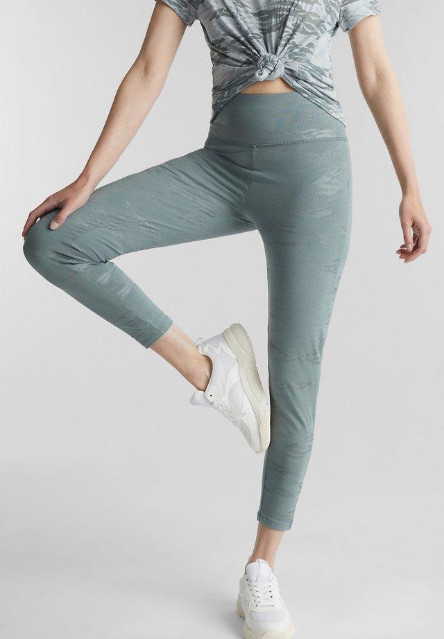 Leggings - dusty green