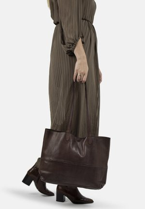 MARLO URBAN - Handväska - brown