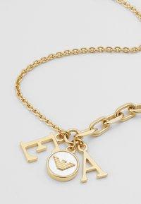 Emporio Armani - Bracelet - gold-coloured - 4