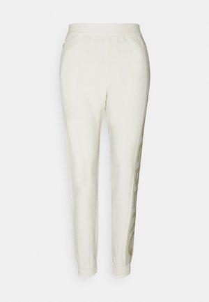 PANTALONE MAGLIA - Trousers - bianco