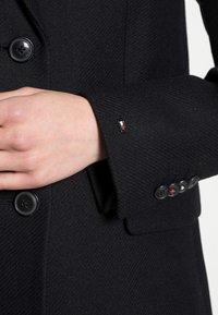 Tommy Hilfiger - CLASSIC COAT - Classic coat - black - 4