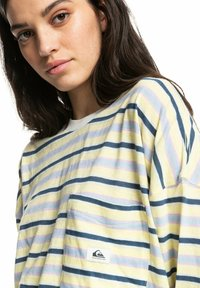 Quiksilver - HIGH HERITAGE - Long sleeved top - chardonnay high heritage - 4
