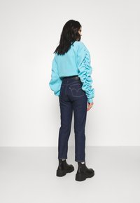 Levi's® Made & Crafted - 501 CROP - Jean droit - raw indigo - 2