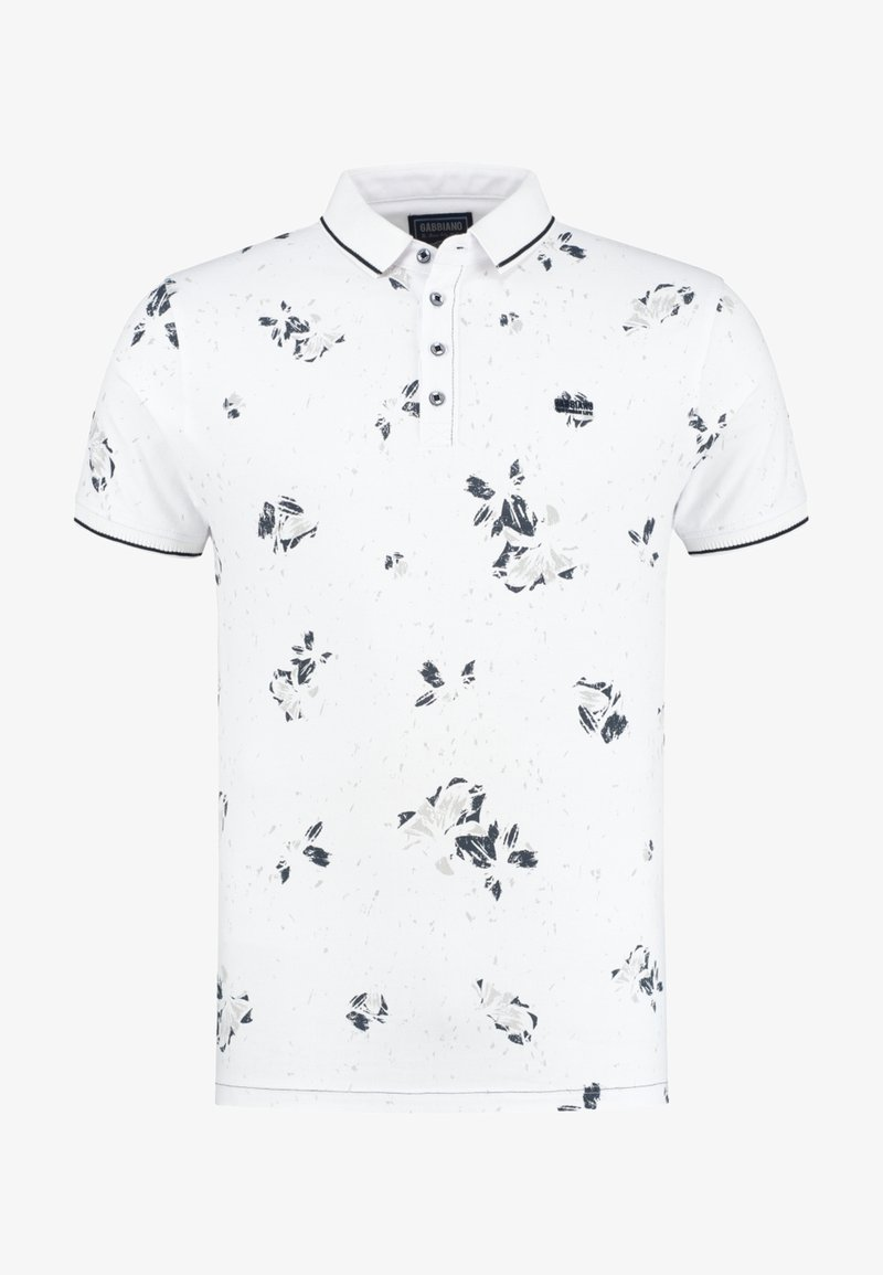 Gabbiano - Polo shirt - white