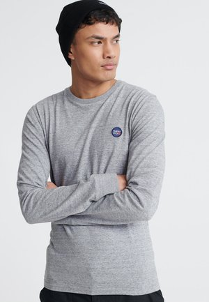 LONG SLEEVED - Long sleeved top - collective dark grey grit