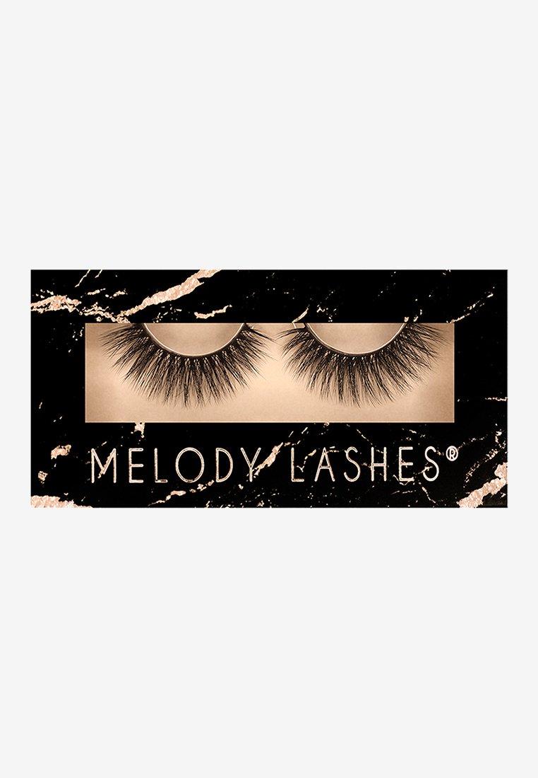 Melody Lashes - ELLA - False eyelashes - black