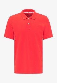 PAPLO - Polo shirt - rot