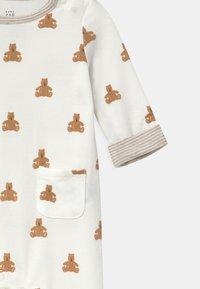 GAP - BEAR UNISEX - Pyjama - ivory frost - 2