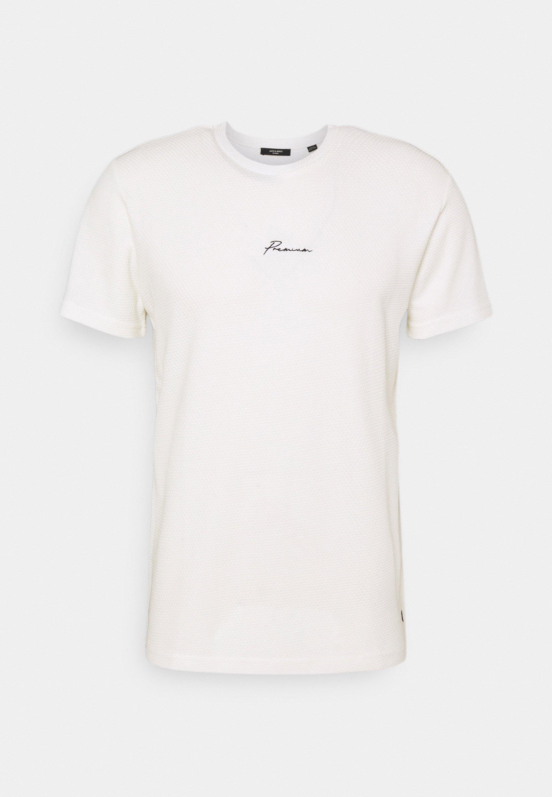 Men JPRBLAFRANCO TEE CREW NECK - Basic T-shirt
