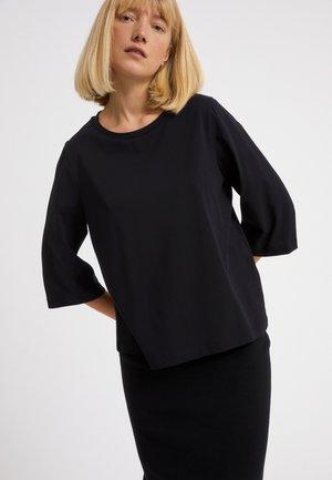 MARIAA - Long sleeved top - black