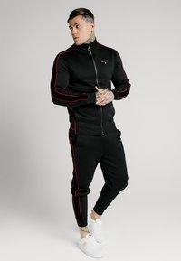 SIKSILK - IMPERIAL CUFFED  - Pantalones deportivos - black - 1