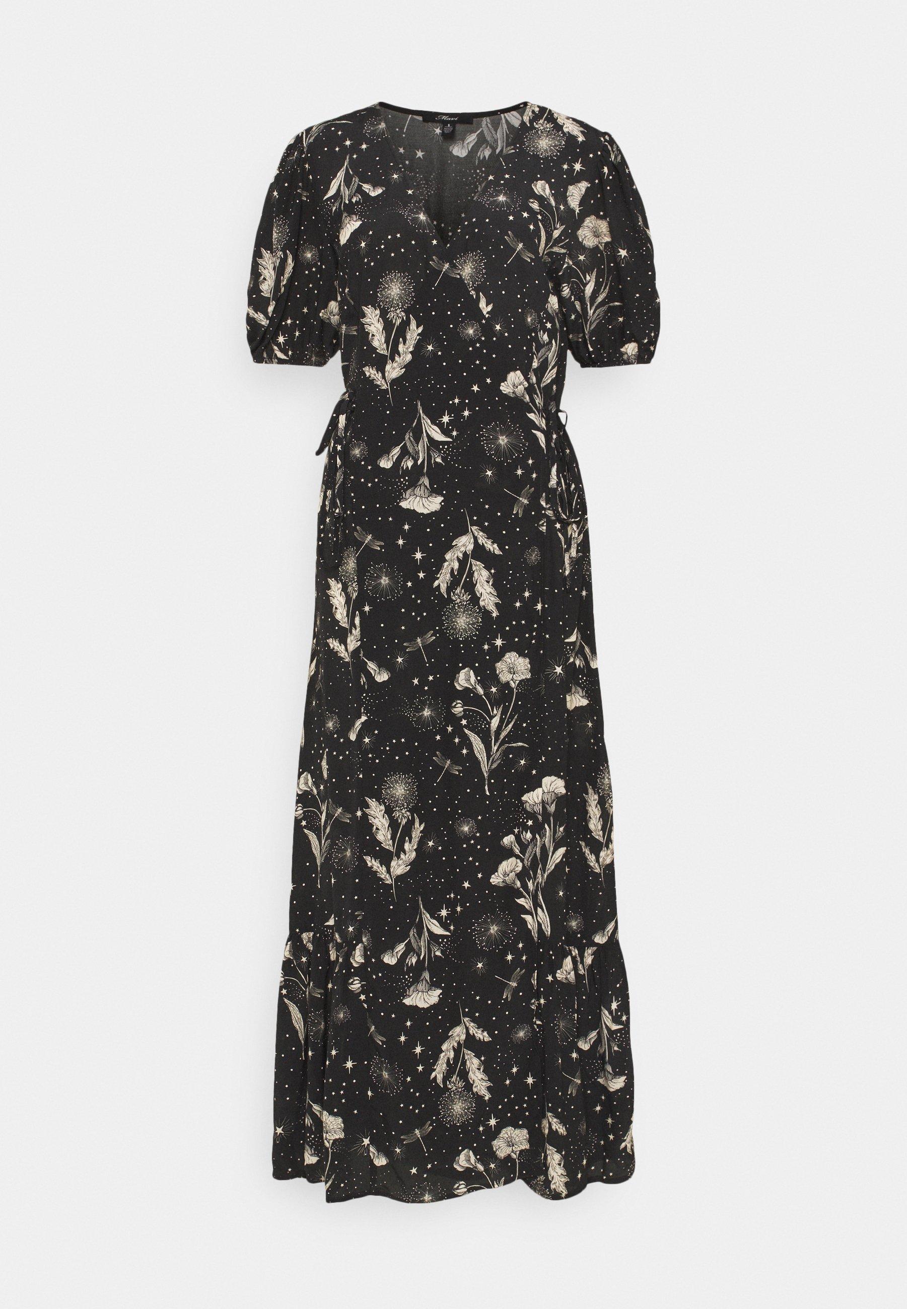 Women PRINTED DRESS - Maxi dress