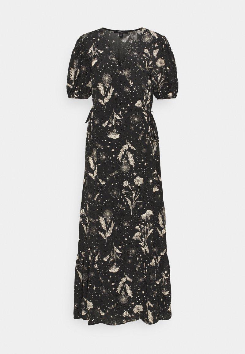 Mavi - PRINTED DRESS - Maxi dress - black