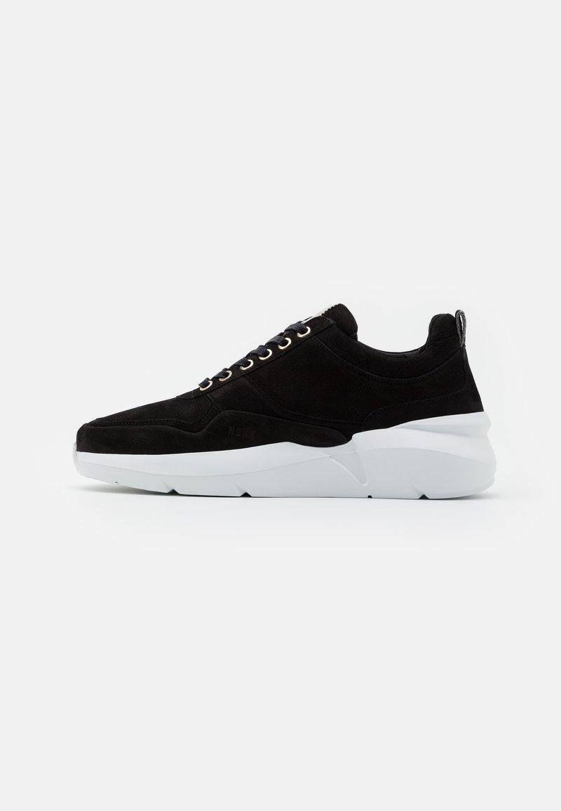 Nubikk - ELVEN TANUKI FRESH - Sneakers basse - black