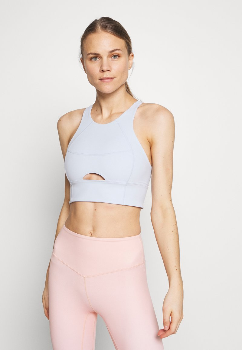 Free People - ROLL WITH THE PUNCHES BRAMI - Sujetador deportivo - sky