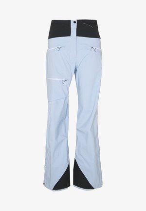 OUTPEAK LIGHT PANT - Spodnie narciarskie - blue