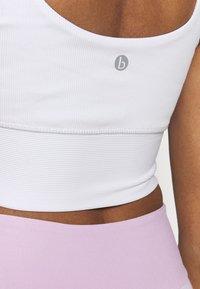 Cotton On Body - SCOOP NECK VESTLETTE - Top - white - 3