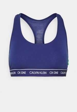 UNLINED BRALETTE - Bustier - space blue
