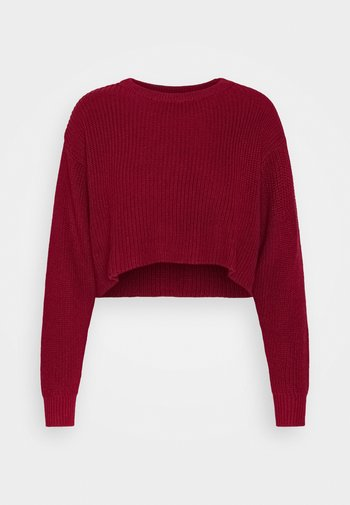 HIGH CROPPED JUMPER
