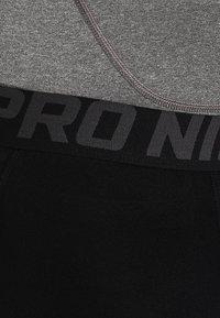Nike Performance - PRO LONG - Underkläder - black/anthracite/white - 3