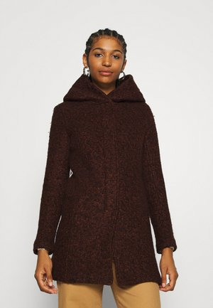 ONLSEDONA COAT - Kurzmantel - chicory coffee melange