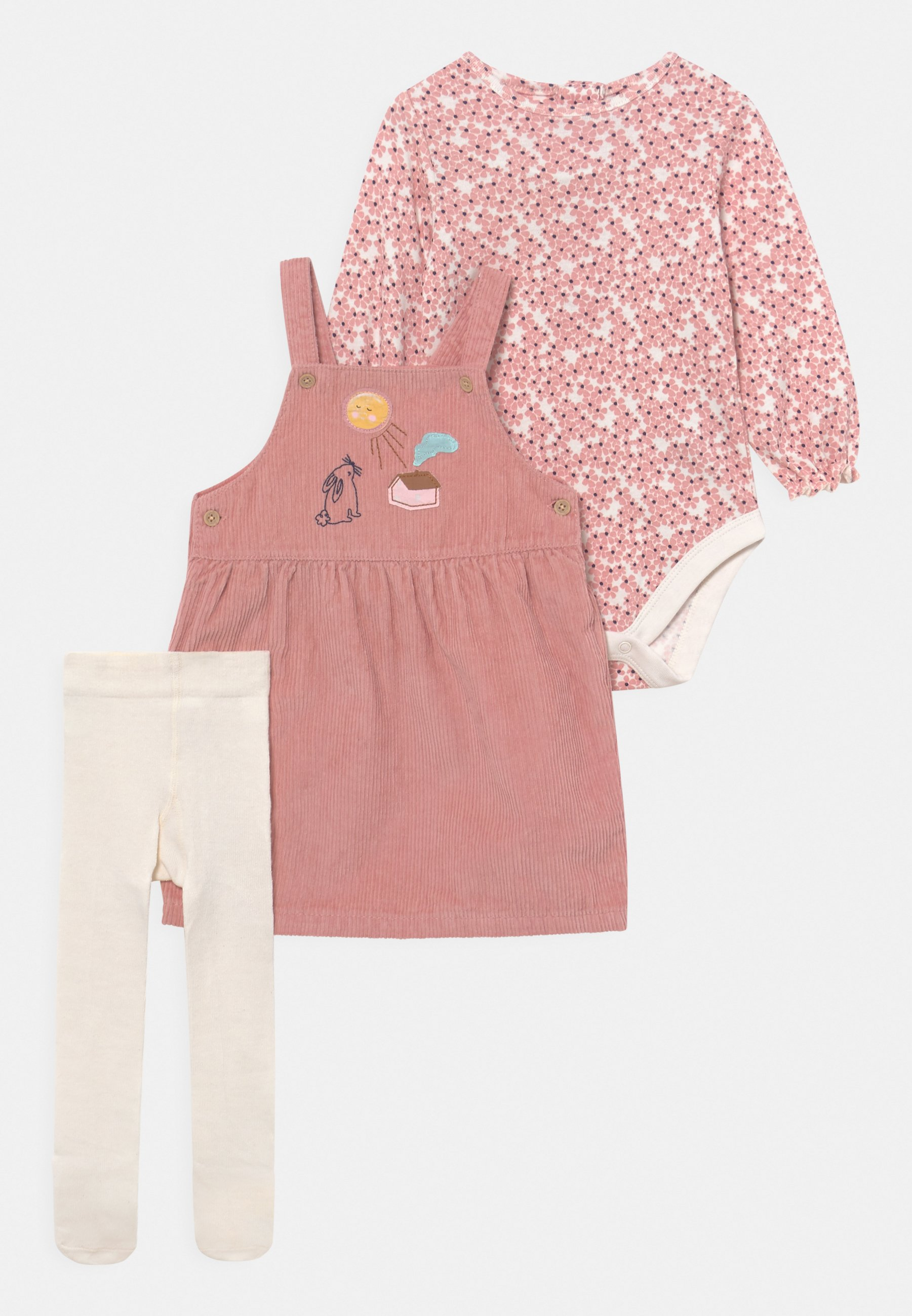 Børn BABY DRESS SET - Leggings