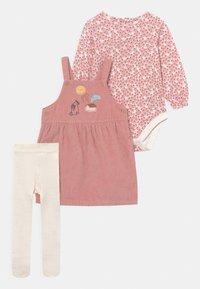 Marks & Spencer London - BABY DRESS SET - Legging - pink mix - 0