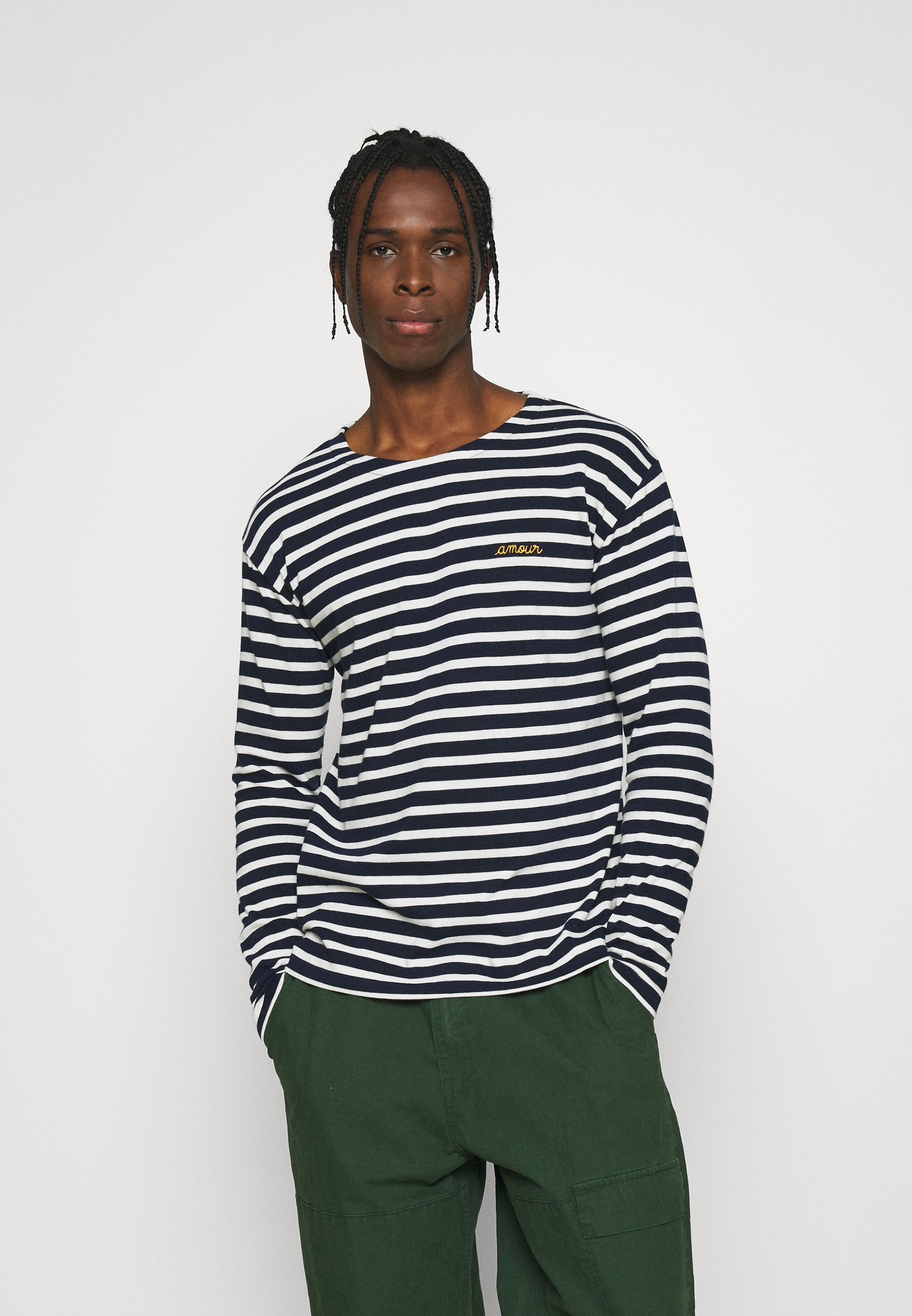 Men SAILOR COLOMBIER AMOUR  - Long sleeved top