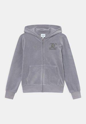 ZIP THROUGH HOODIE - Mikina na zip - dapple gray