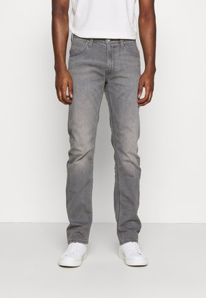 DAREN ZIP FLY - Jeansy Straight Leg - light crosby