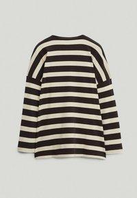 Massimo Dutti - Sweatshirt - white - 6