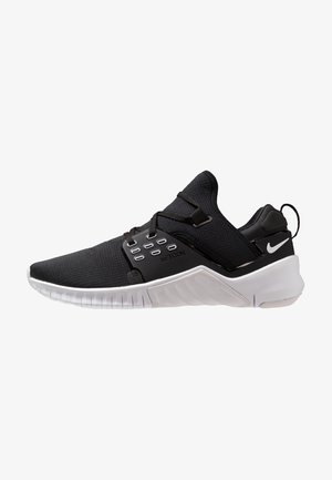 FREE METCON 2 - Minimalist running shoes - black/white