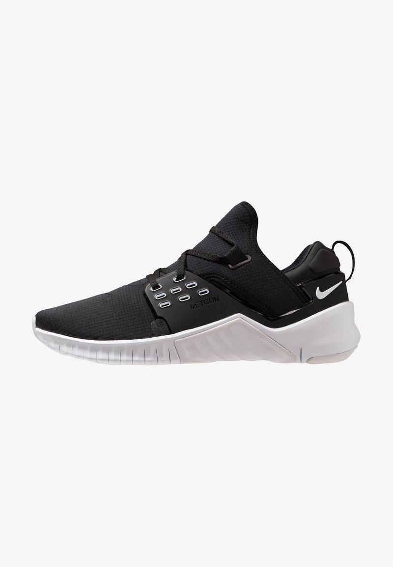 Nike Performance - FREE METCON 2 - Minimalist running shoes - black/white