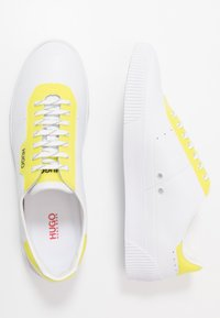HUGO - Trainers - open white - 1