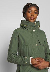 Regatta - NARELLE - Waterproof jacket - thyme leaf - 3