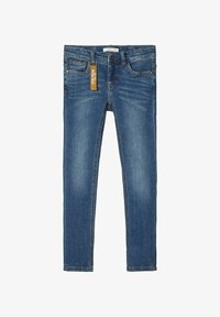 Name it - POWERSTRETCH SKINNY FIT - Jeans Skinny Fit - dark blue denim - 1