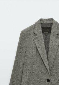 Massimo Dutti - Short coat - grey - 4