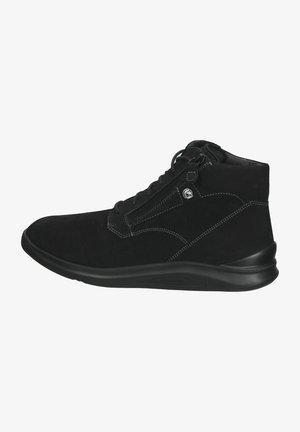 Veterboots - schwarz