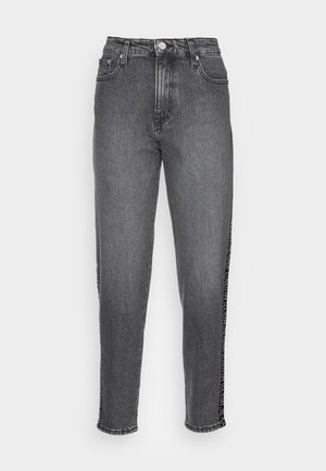 MOM JEAN - Relaxed fit jeans - denim grey