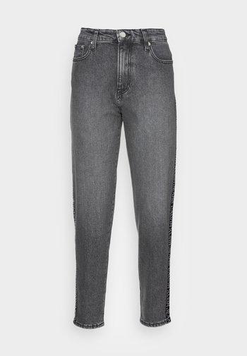 MOM JEAN - Jeans baggy - denim grey