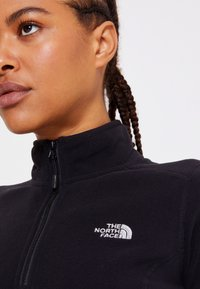 The North Face - GLACIER ZIP MONTEREY - Fleecegenser - black - 3